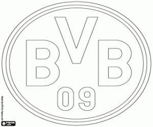 fußball ausmalbilder bundesliga 02   kindergeburtstag ...