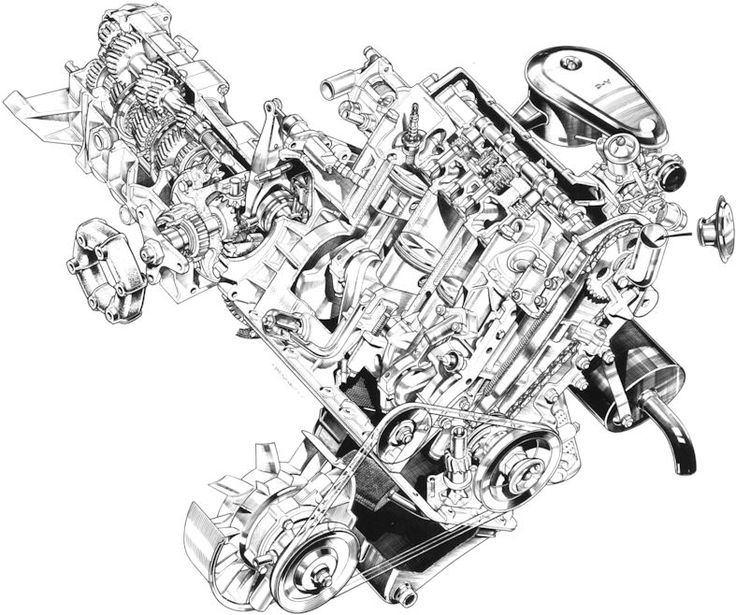 Toyota 22r Engine Parts