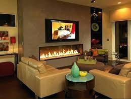 20 Cozy Corner Fireplace Design Ideas In The Living Room  #CornerFireplaceDesignIdeas Tags: Corner Electric