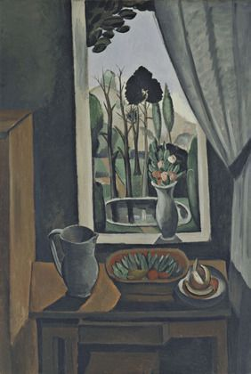 Andre Derain: Window at Vers (1912)