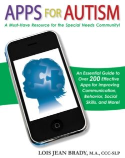 Book Review: 'Apps for Autism' by Lois Jean Brady - Pinned by @PediaStaff – Please visit http://ht.ly/63sNt for all (hundreds of) our pediatric therapy pins