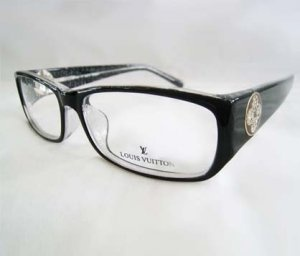 Wholesale cheap Z0135E Louis Vuitton Eyeglasses In Black ...