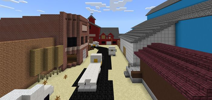This map is so popular all over the world thanks to many impressive features. It has an old town located in Southern California. This game is an idealist for PvP. How does Black Ops 3: Fringe [Creation] Map work? Founded by: ModzCraft101 Look at these pictures to know how they work in details. I... https://mcpebox.com/black-ops-3-fringe-creation-map-minecraft-pe/