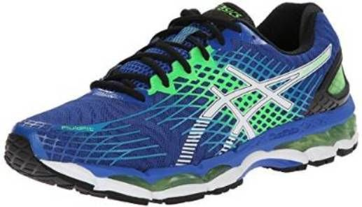 ASICS Mens GEL-Nimbus 17 Running Shoes Royal 5901 Size 7.5 New!