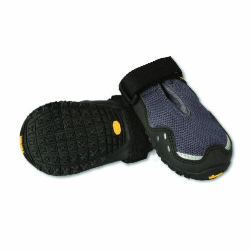 Ruffwear Grip Trex Boots for Dogs, 2.0-Inch, Granite Gray...