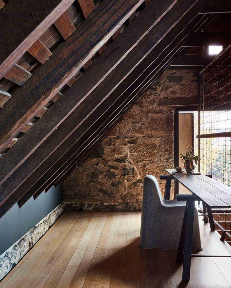 Rekonstrukce staré stodoly je důkazem známého rčení, že méně je někdy více