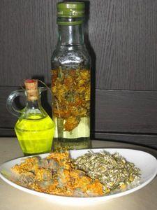 Косметические масла собственного приготовления