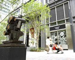 丸の内仲通り - 2-3 Marunouchi, Chiyoda-ku, Tōkyō / 東京都 千代田区 丸の内2~3丁目周辺