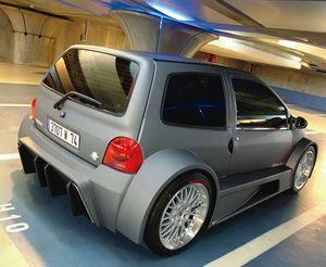 Renault Twingo V8 by #Lazareth
