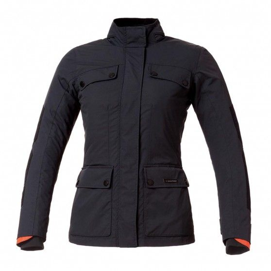Tucano Urbano 4Tempi Ladies Jacket - Black