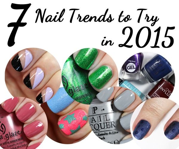 Top Nail Trends 2015 via @alllacqueredup