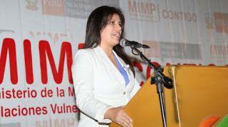 RADIOPERIODICO ENFOQUE: Este viernes ministra de la Mujer visitará Huancav...