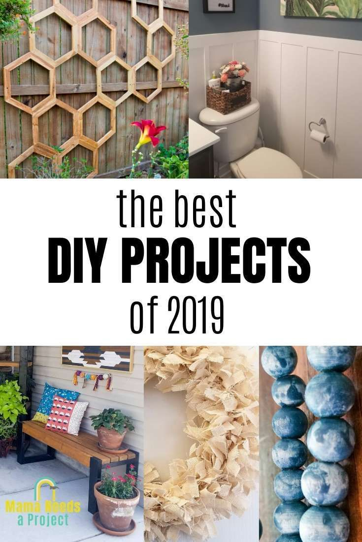 Best Diy Projects Of 2019 Cool Diy Projects Printable Woodworking Plans Diy Projects
