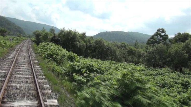 北海道ツー2015 7 21 トロッコ王国 往復10Kmのスタートだ ^^!