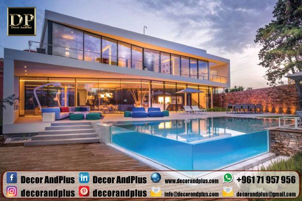 Renewal Repair Egypt Engineer Wood Design Saudi Arabia Engineer Jordan Engineer Stainless Lebanon E Pool Houses Dream House Exterior Glass House Design