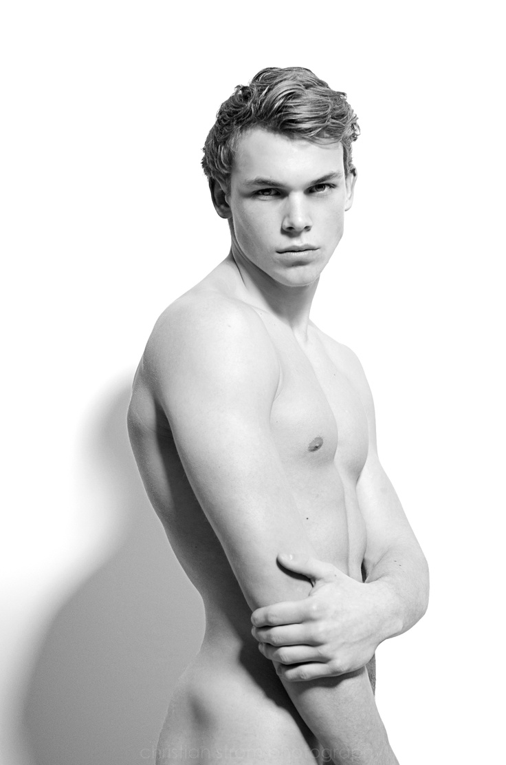 Photo: Christian Strøm Model: Oliver/Elite Model Management