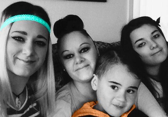 Me and my kids xox 2014