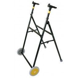 Andador con ruedas delanteras de FORTA Air-On Zero  #ortopedia #orthopedia #walkers #mobilitywalkers #andadores #adultos #mayores #terceraedad #salud #health #ortopediaplus