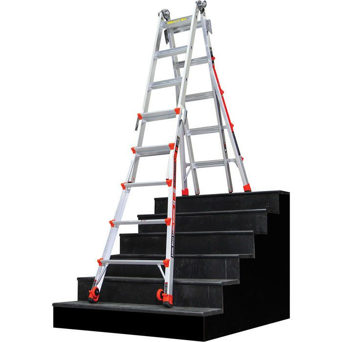 6'-24' Multi Purpose Ladder