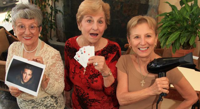 the golden sisters | The everyWoman Blog: 5 Facts About '3 Golden Sisters,' The ...