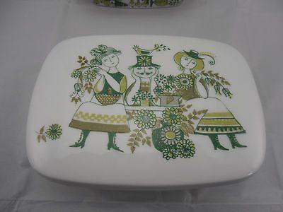 Figgjo Flint Turi Design Market Two Butter Boxes | eBay