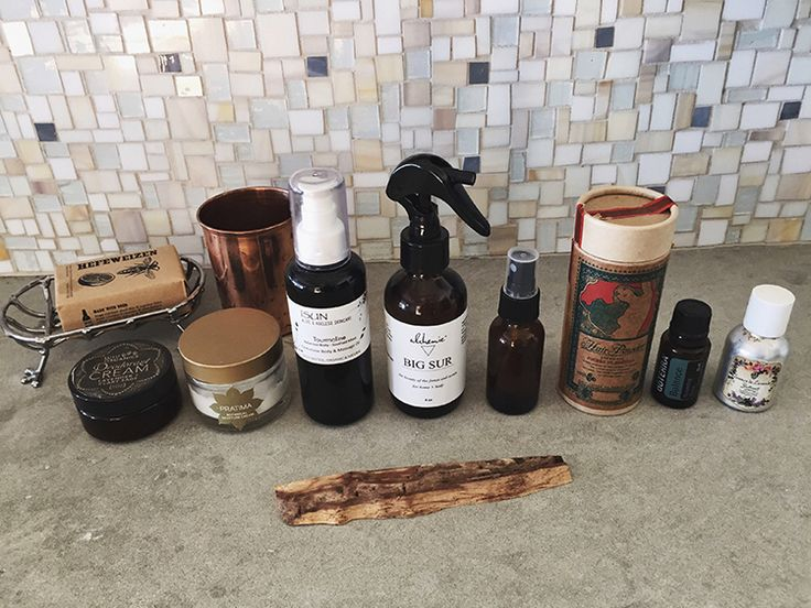 Alanis shares her favorite Malibu personal must-have products - soaps, oils and more. Read the full blog post exclusively on alanis.com