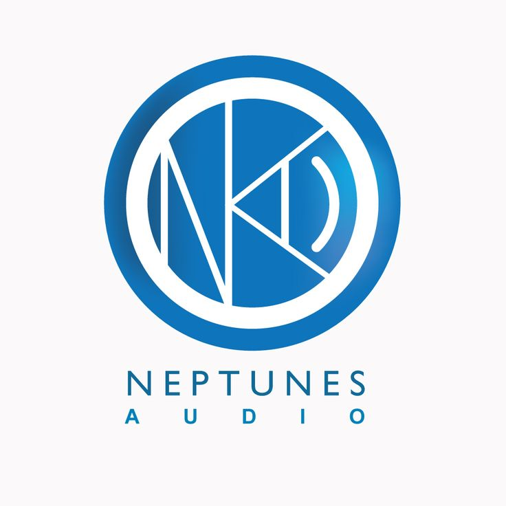 Sleek Logo for Neptunes bluetooth headphones - Wasithanda Ndlovu Portfolio - The Loop