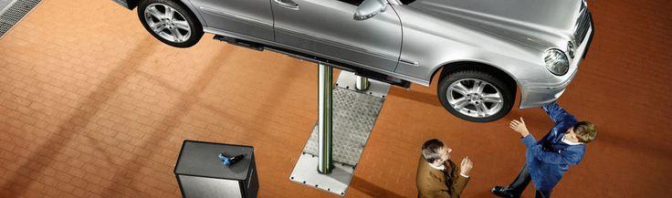 Taller y Servicio Mercedes-Benz