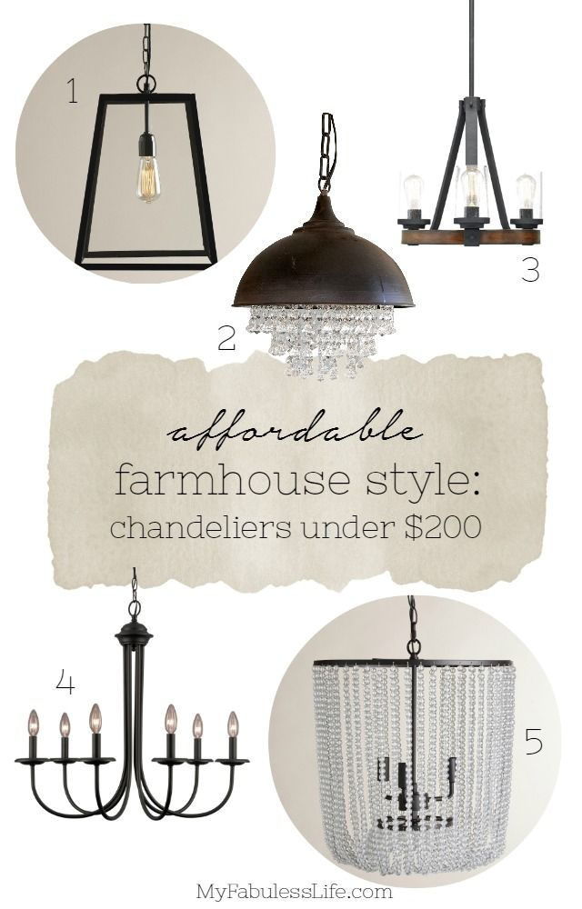 1000 ideas about Farmhouse Lighting on Pinterest