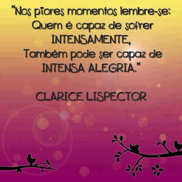clarice lispector love essay No one has ever known quite how to understand clarice lispector though she considered herself fully a brazilian, having lived in the country since infancy, both her.
