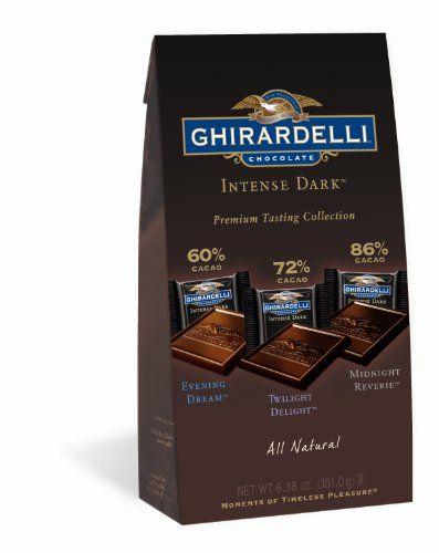Ghirardelli Chocolate Intense Dark Sq... $14.94 #bestseller