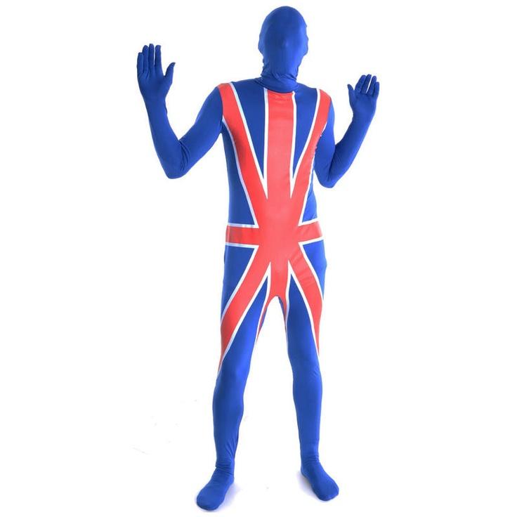 Union Jack Skinz Suit.