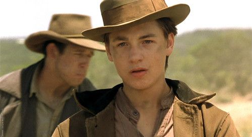 """Gregory Smith as Jim Younger in """"American Outlaws"""""""