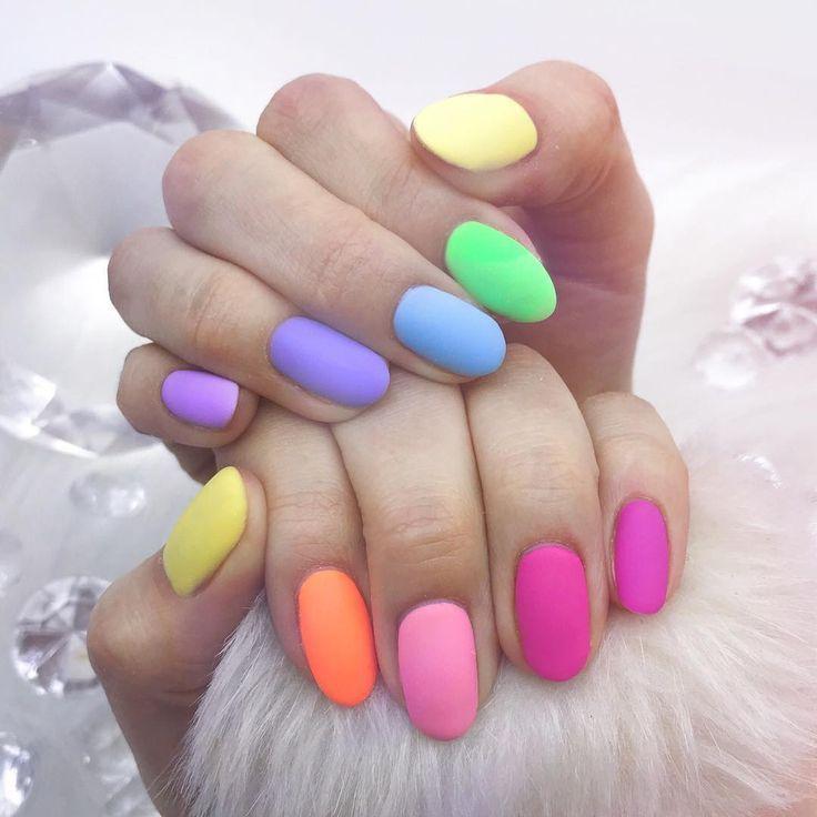 18 Nail Art-Ideen, mit denen Sie jeden Nagellack in Ihrer Sammlung verwenden können … – nails
