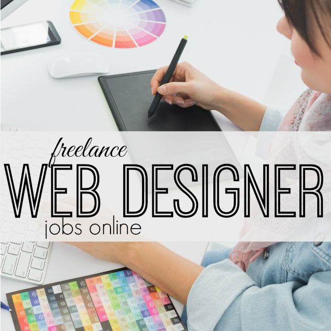 Are you looking for freelance web designer jobs online? Take a look at where you can find a job and how to get started.