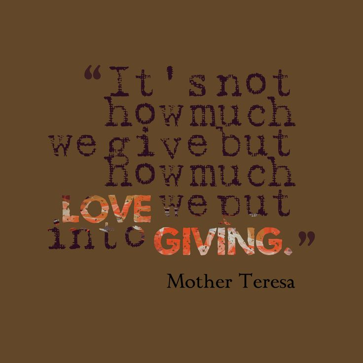 Mother Teresa Quotes 7