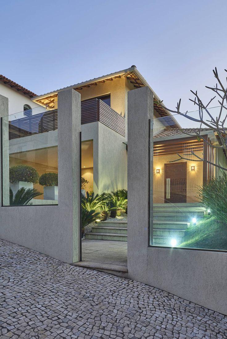 Casas modernas de Isabela Canaan Arquitetos e Associados