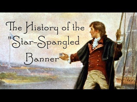The History of the Star-Spangled Banner for Kids: Francis Scott Key and Fort McHenry - FreeSchool - YouTube