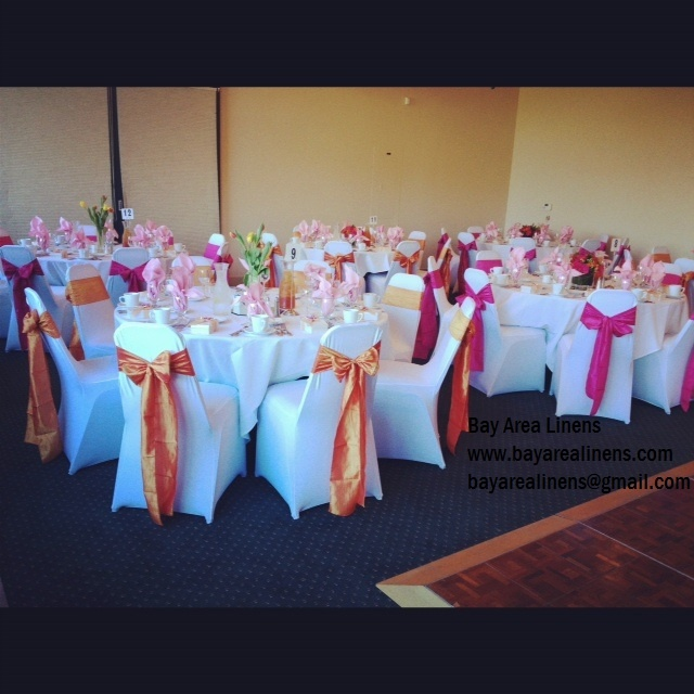 chair covers and sashes rental folding bed linens for rent celebrations 119 best bay area images on pinterest spandex