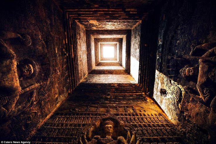 """Древние храмы, которые были задействованы в съемках дилогии """"Лара Крофт"""""""