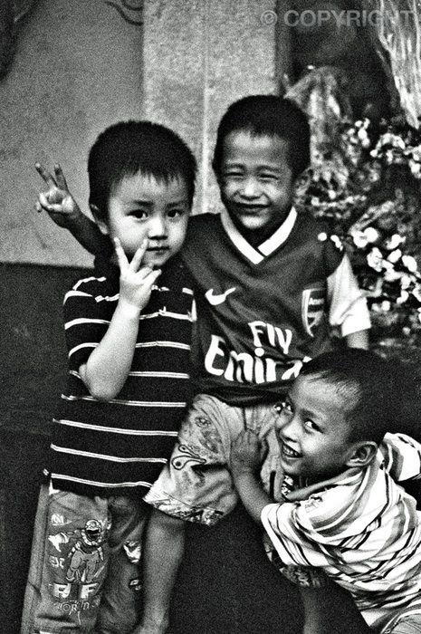 Friends - Ben Thanh Markets, Saigon