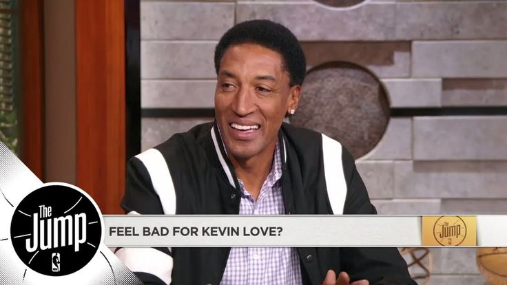 #news#WorldNewsESPN News : Scottie Pippen on Kevin Love: He will be fine | The Jump | ESPN