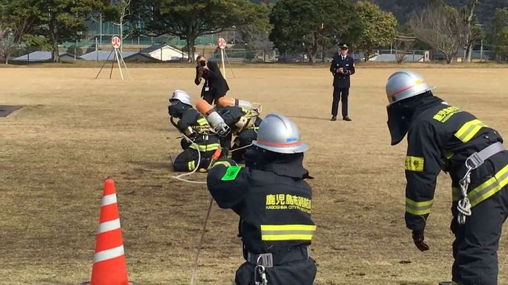 DJI OSMO Mobile 鹿児島県消防学校 第79期初任教育 卒業式s