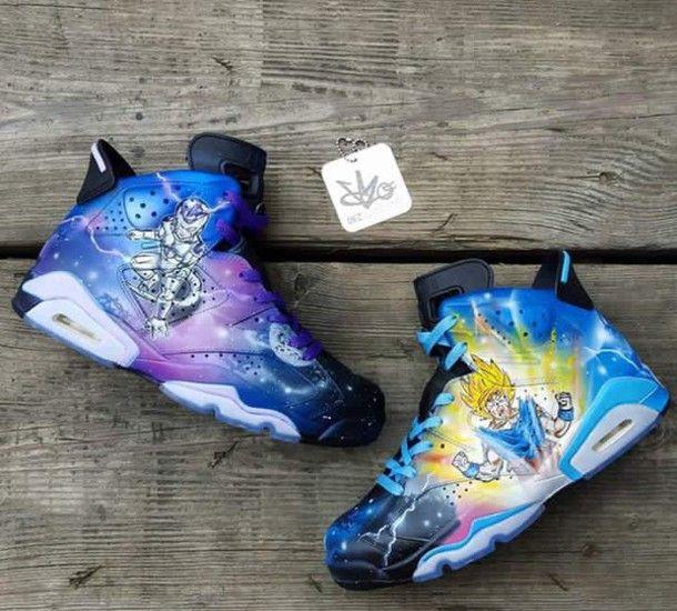 shoes jordans dragon ball z high top sneakers,jordan 2
