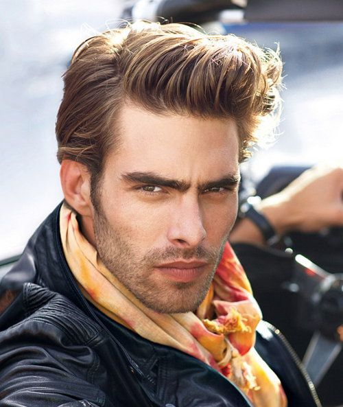 Photo of Jon Kortajarena pompadour hairstyle 2014 in HD « Men's Hairstyles Trend