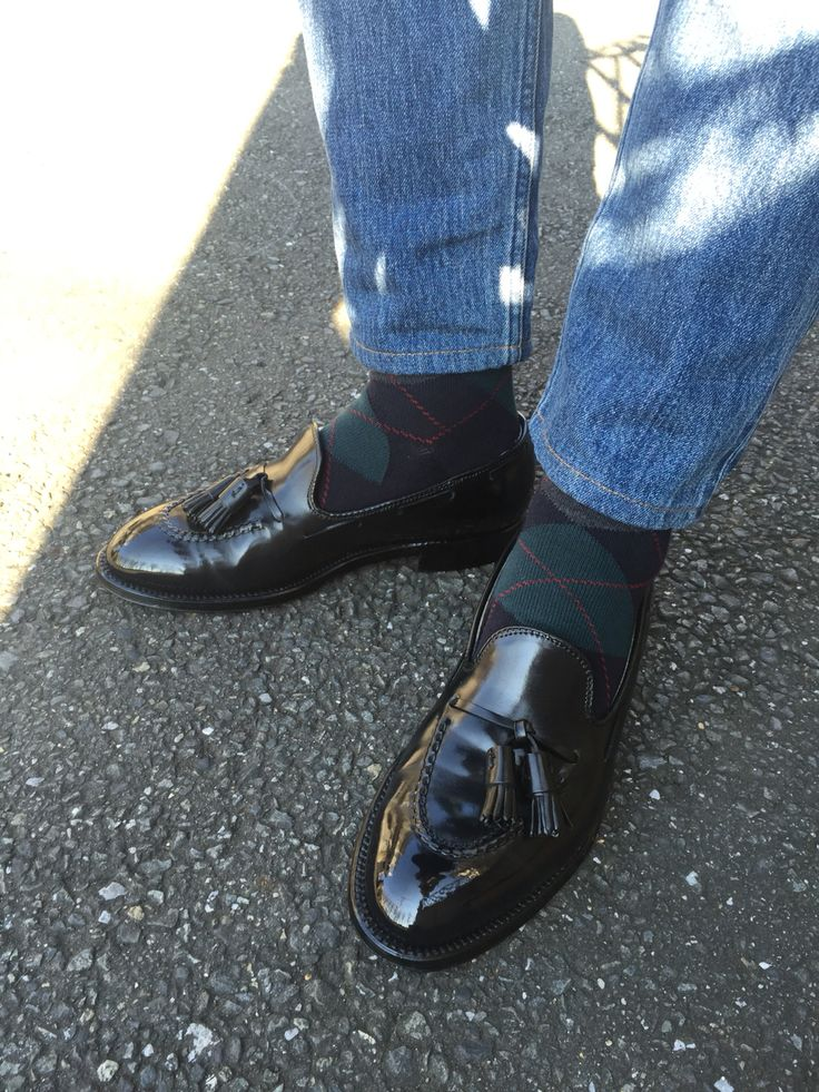 Alden Cordovan Tasseled Loafers