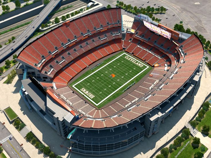 Cleveland Browns Virtual Venue™ Powered by IOMEDIA