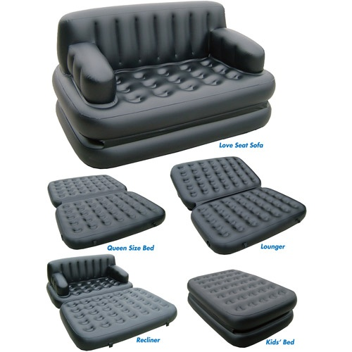 Chesterfield Sofa Pure Comfort in Sofa Bed Airbed for princess camping