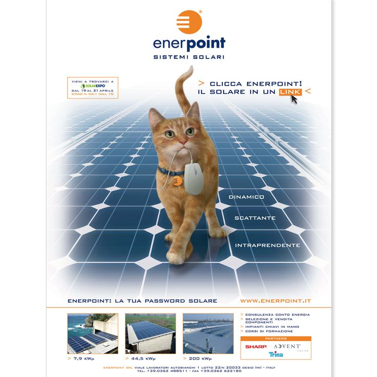 ENERPOINT Campagna 2005