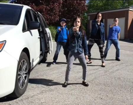 """Eh Bee Family on Twitter: """"A family that hits the whip together ..."""